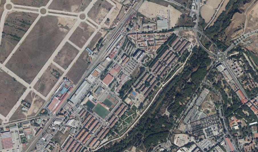 Foto de Vista aérea de Guadalajara
