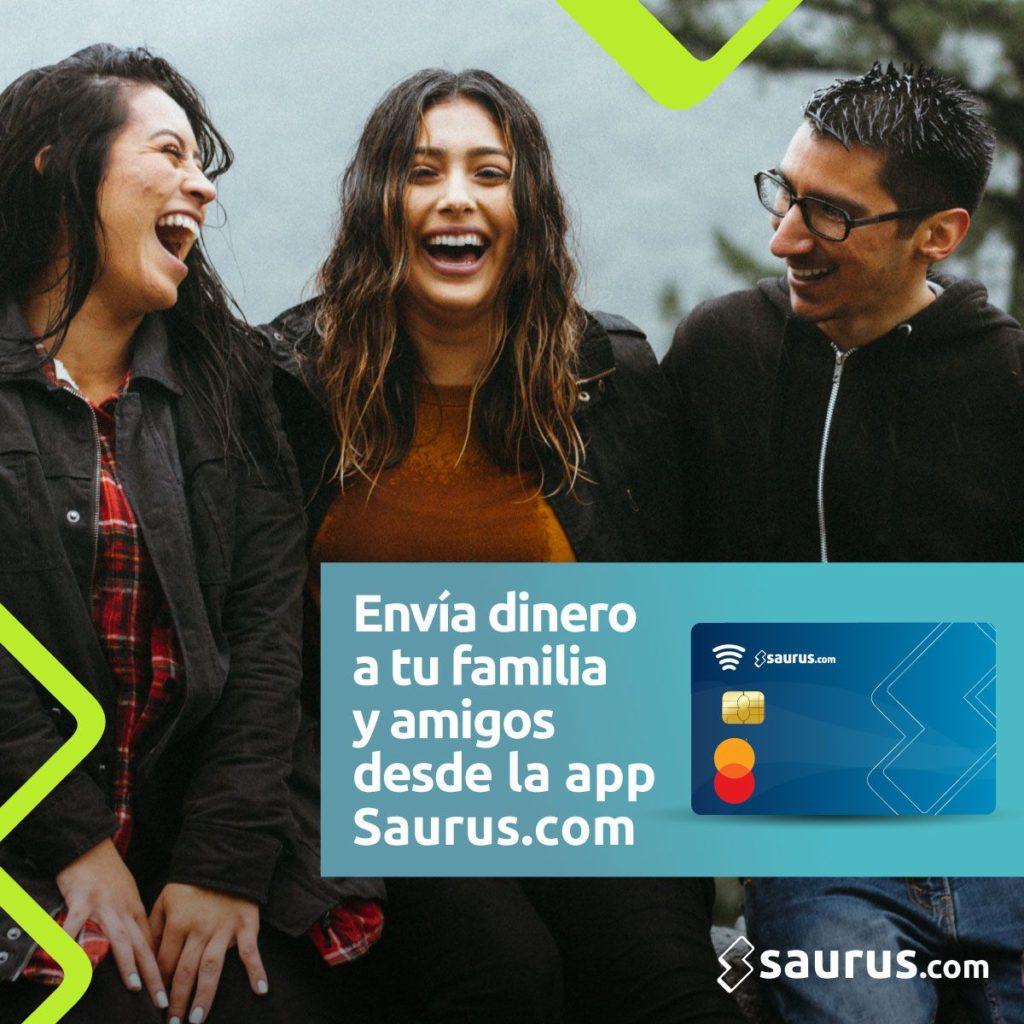 Foto de Envía dinero a tus seres cercanos desde la app