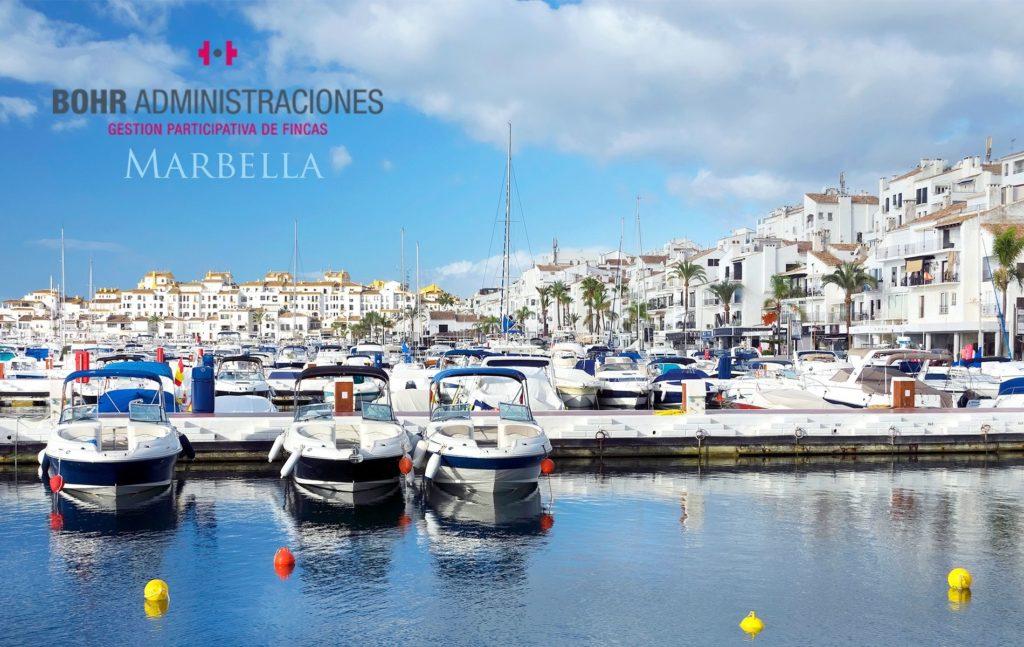 Foto de Administración de Fincas en Marbella