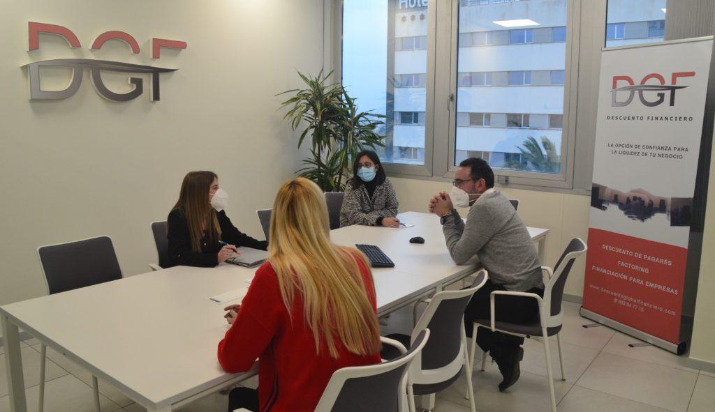 Foto de Oficina Descuento Global Financiero