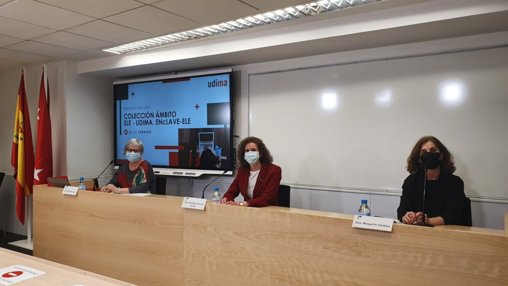 Foto de La Universidad Udima y enCALE-ELE lanzan la Colección de