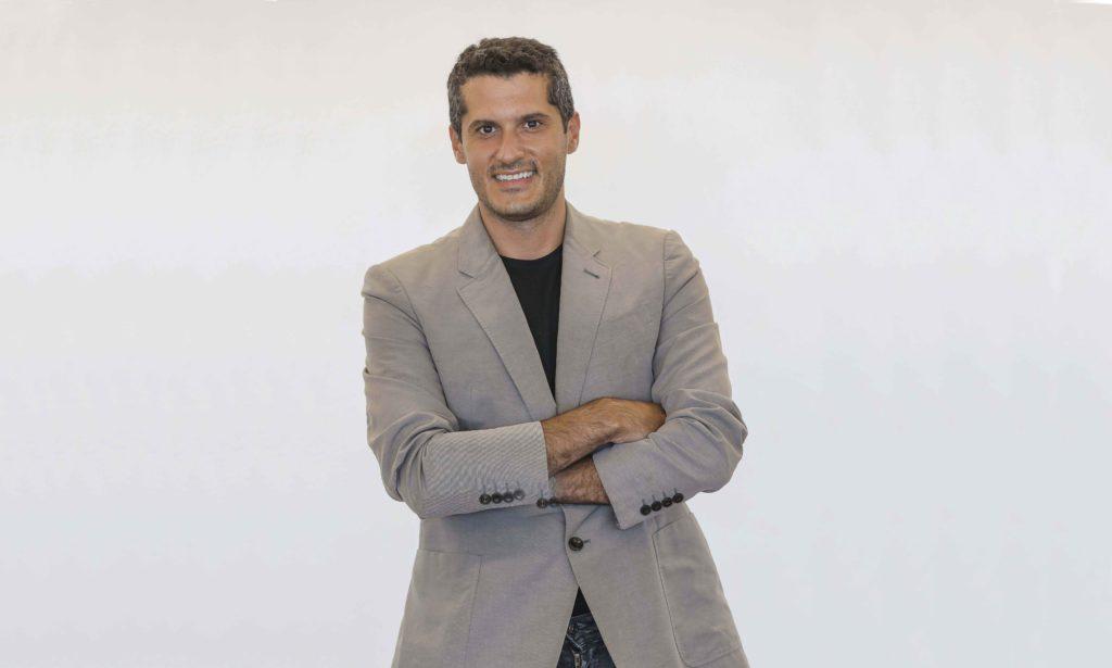 Foto de Juan Ferrer, CEO de Hipoo