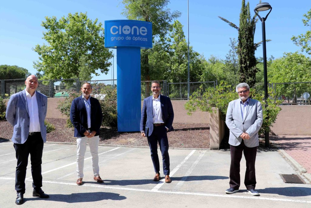 Foto de Cione y ZEISS refuerzan su alianza estratégica