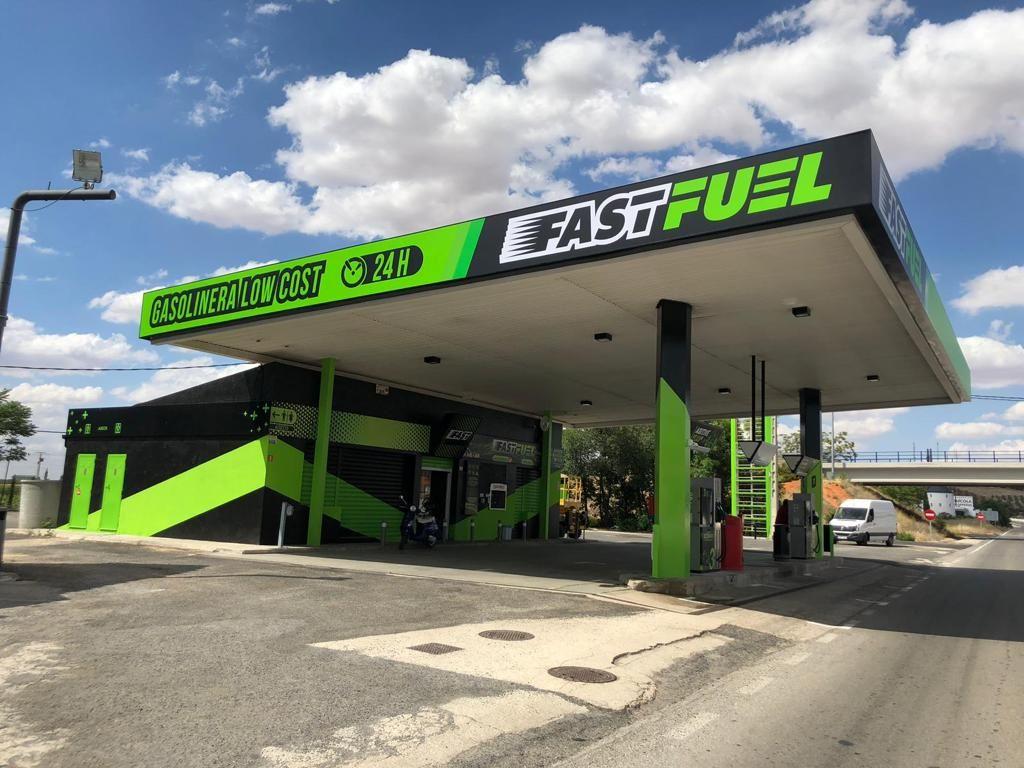 Foto de Fast Fuel suma una nueva gasolinera low-cost en la Montaña