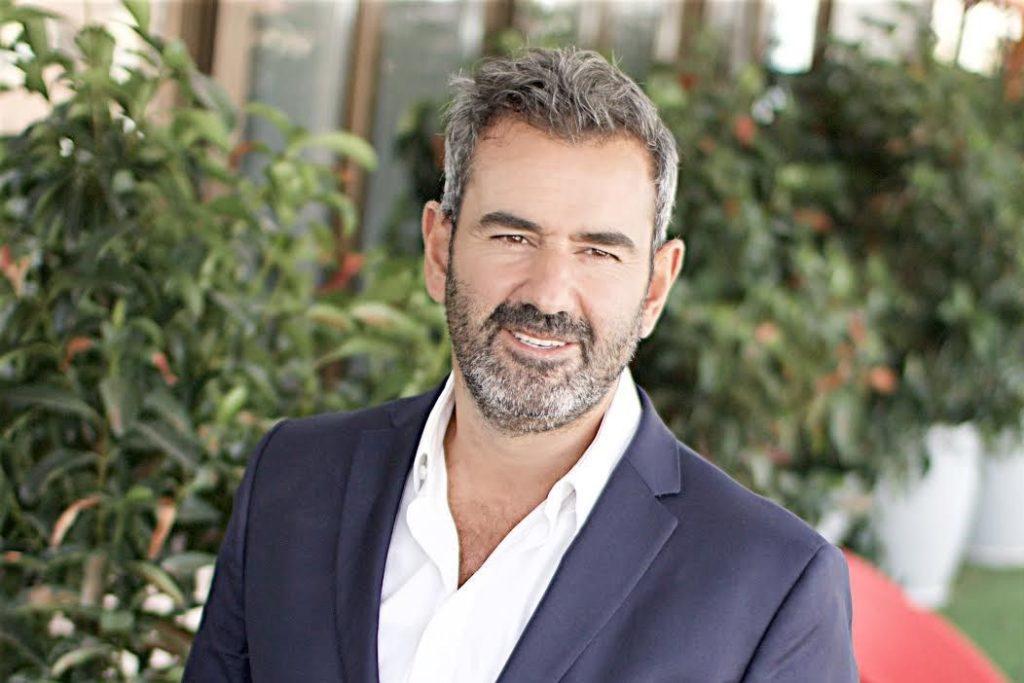 Foto de Iñaki Nieto, CEO de Kleinson