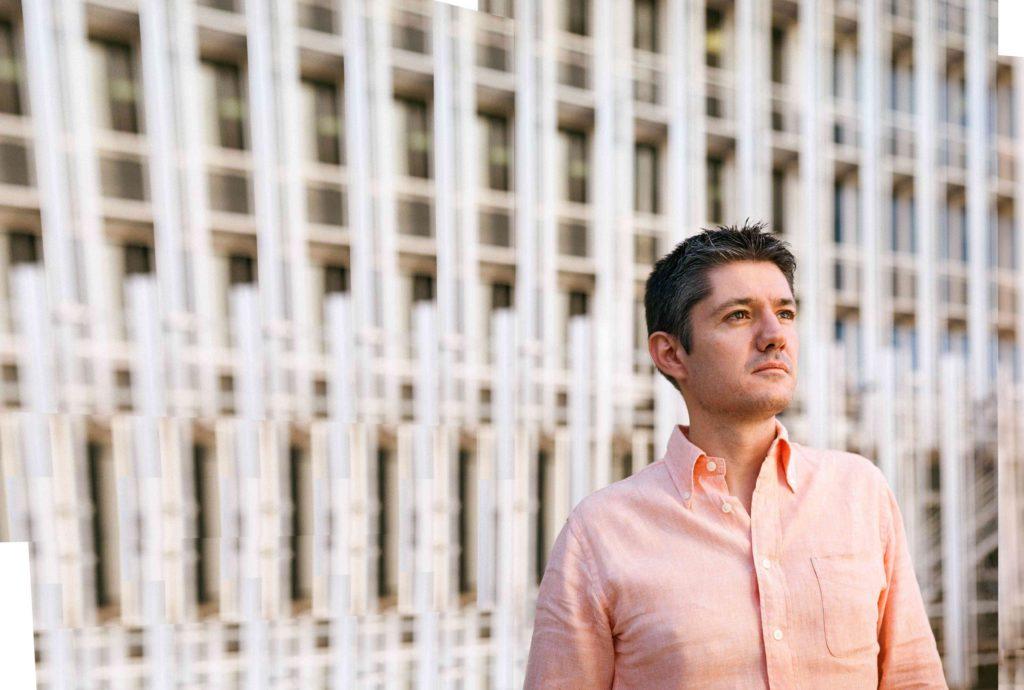 Foto de Carlos Moure, CEO de Kairós DS