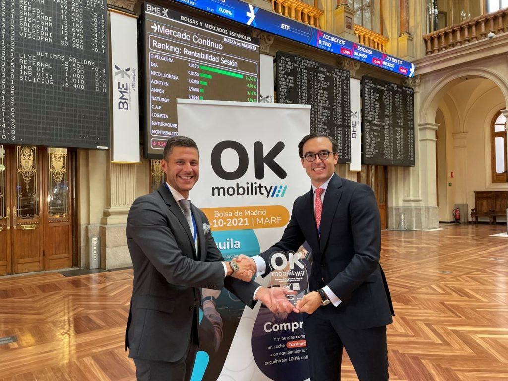 Foto de OK Mobility Group lanza su primer programa de pagarés en el